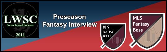 Fantasy Preseason