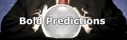 Bold Predictions Round 11
